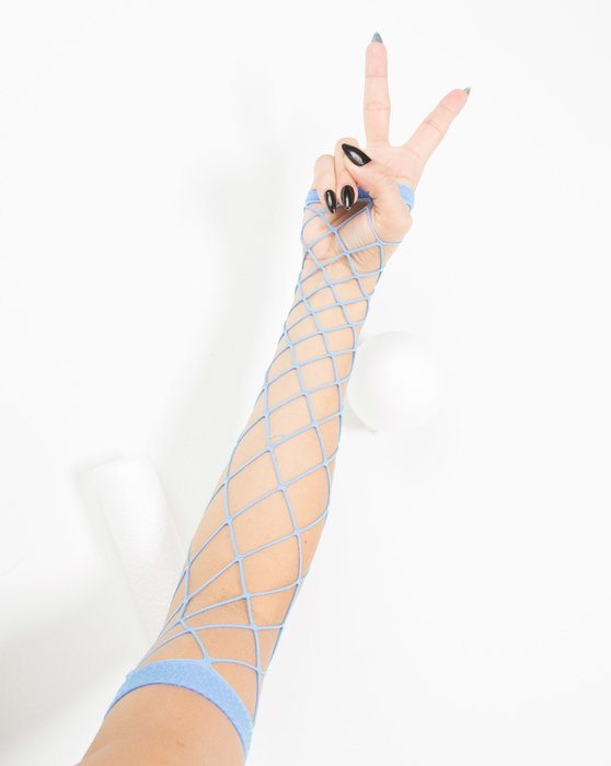 Fence Net Arm Warmers Style# 3123 | We Love Colors