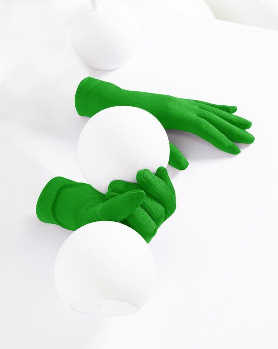 Kelly-Green Kids Gloves Style# 3171 | We Love Colors