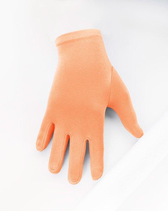 Light-Orange Kids Gloves Style# 3171 | We Love Colors