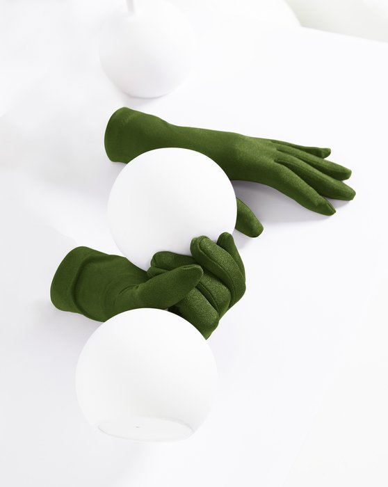 Olive-Green Kids Gloves Style# 3171 | We Love Colors