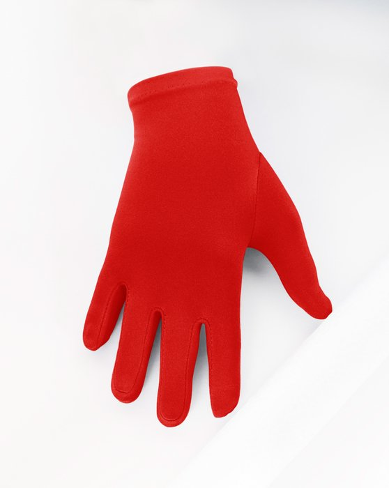 Scarlet-Red Kids Gloves Style# 3171 | We Love Colors