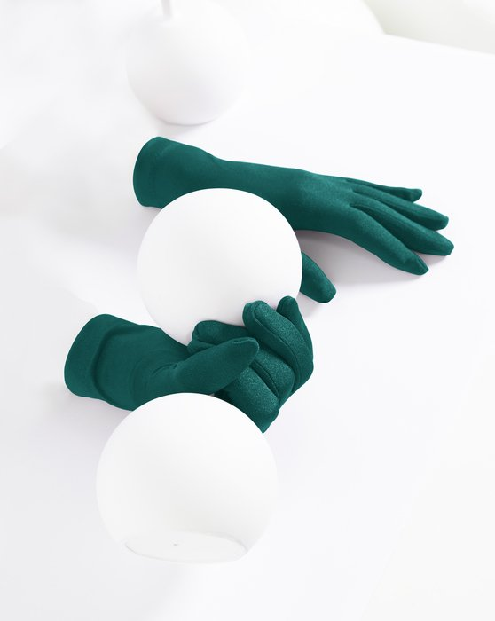 Spruce-Green Kids Gloves Style# 3171 | We Love Colors