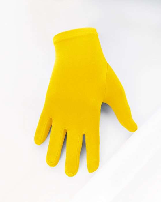 Yellow Kids Gloves Style# 3171 | We Love Colors