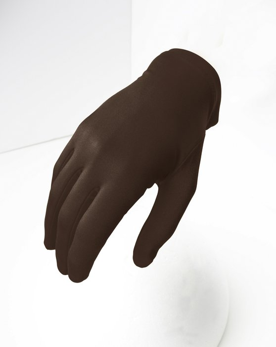 Brown Womens Wrist Gloves Style# 3405 | We Love Colors
