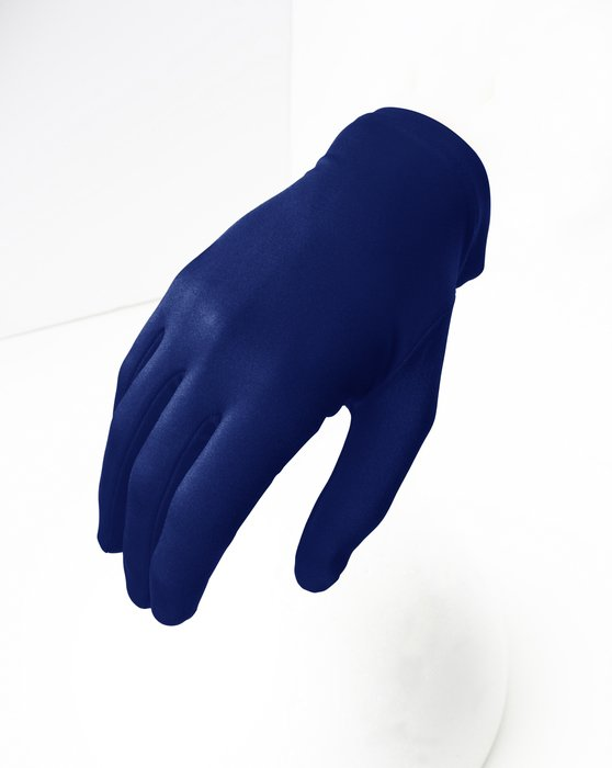 Navy Wrist Gloves Style# 3405 | We Love Colors