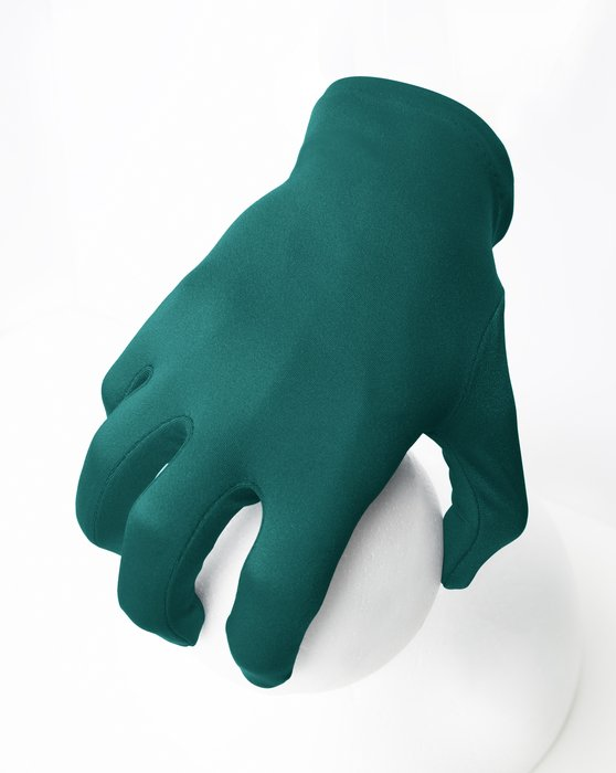 Spruce Green Wrist Gloves Style# 3405 | We Love Colors