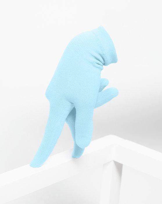 Aqua Womens Short Matte Seamless Gloves Style# 3601   We Love Colors