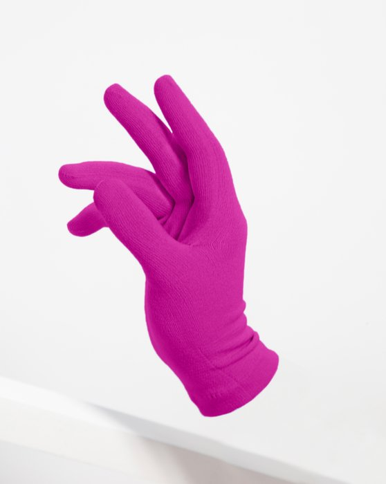 Short Matte Seamless Gloves Style# 3601 | We Love Colors