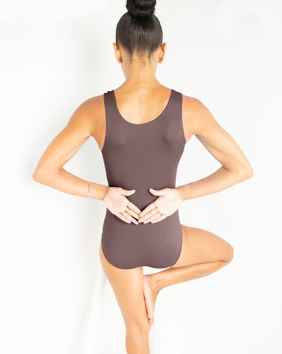 Mocha Womens Tank Leotard Style# 5006 | We Love Colors