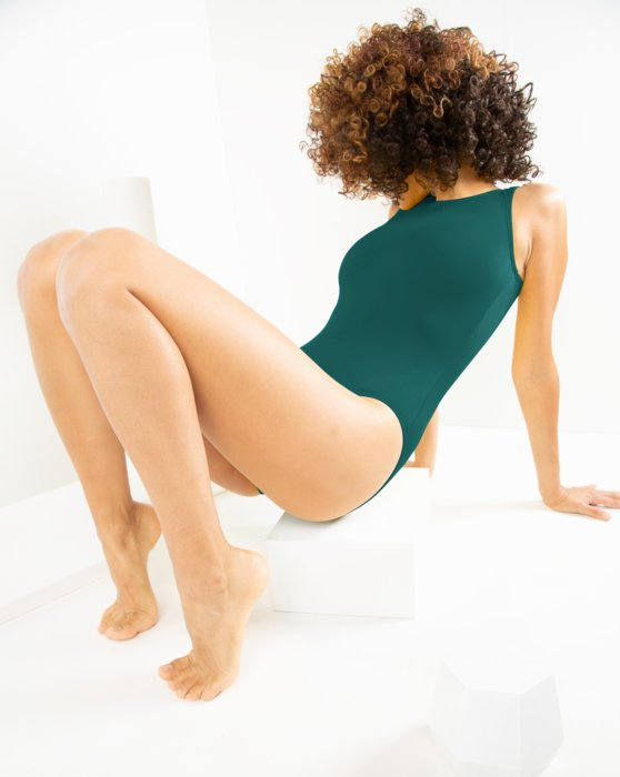 Spruce-Green Womens Tank Leotard Style# 5006   We Love Colors