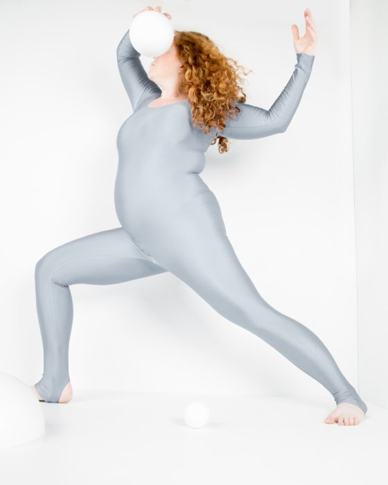 Womens Long Sleeve Unitard Style# 5009 | We Love Colors
