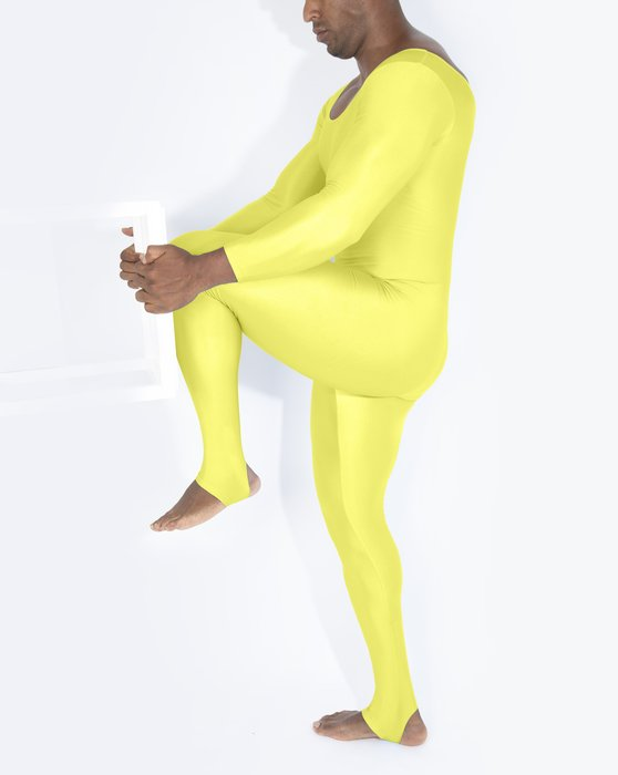 Maize Womens Long Sleeve Unitard Style# 5009 | We Love Colors