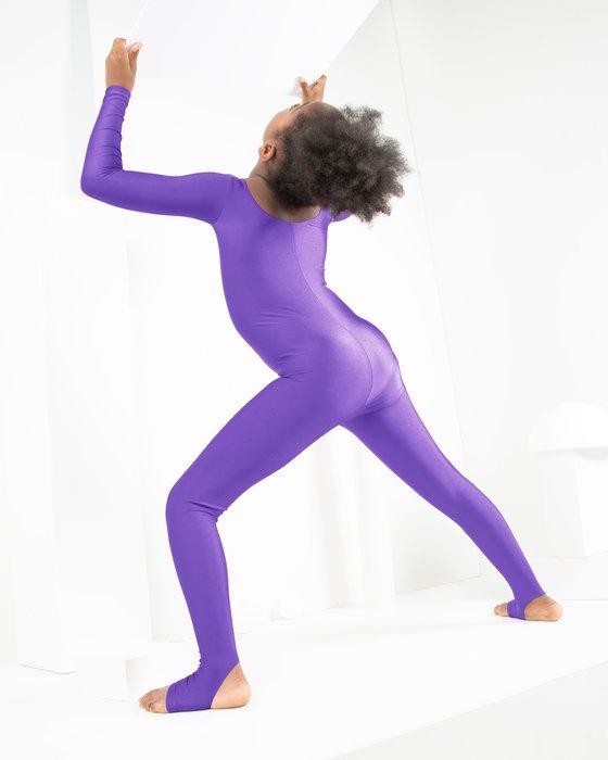Kids Long Sleeve Unitard Style# 5079   We Love Colors