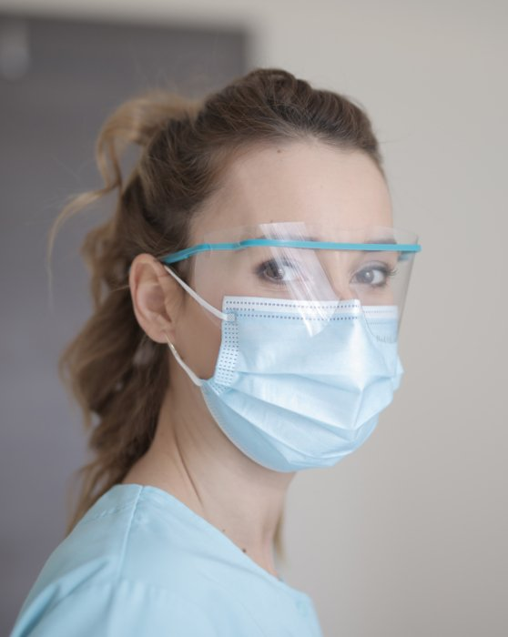 Disposable Face Masks 20 Pack Style# 8011 | We Love Colors