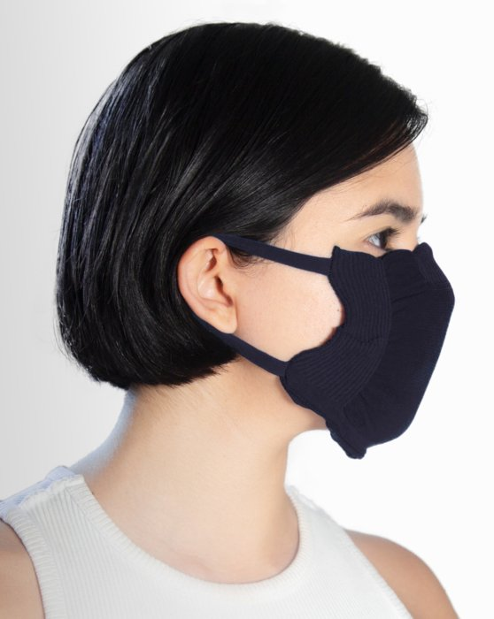 Charcoal Washable Color Mask Style# 8021 | We Love Colors
