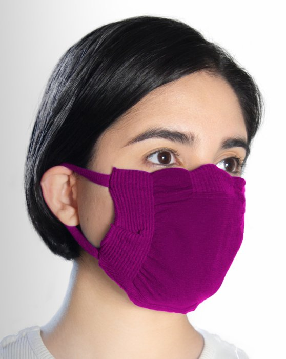 Magenta Washable Color Mask Style# 8021 | We Love Colors