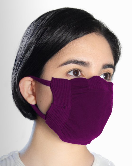 Rubine Washable Color Mask Style# 8021   We Love Colors