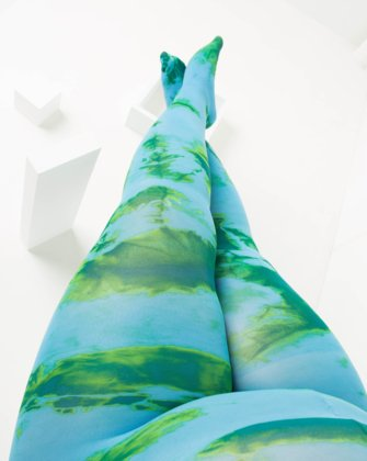 #7318 Womens Tights We Love Colors