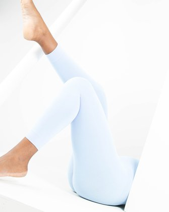 Baby Blue Tights And Hosiery | We Love Colors