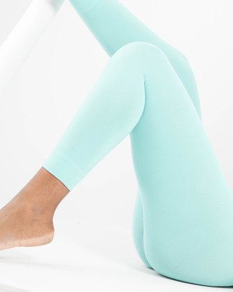 Pastel Mint Tights And Hosiery | We Love Colors