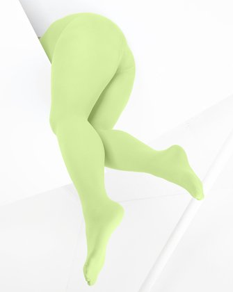 Mint Green Womens Tights We Love Colors