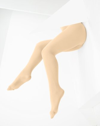 Peach Womens Tights We Love Colors