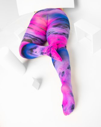 #7205 Womens Tights We Love Colors