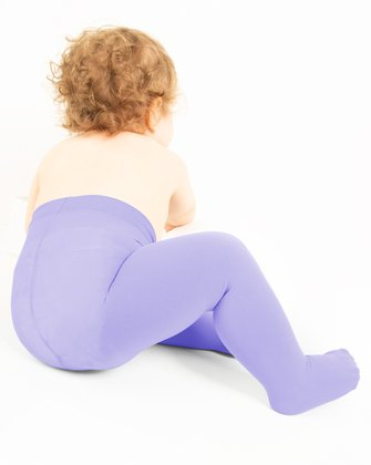 Lilac Kids Tights We Love Colors