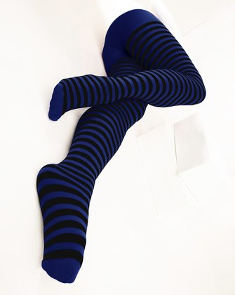 Navy Womens Patterned Tights We Love Colors