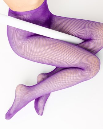 Amethyst Womens Fishnet Pantyhose We Love Colors