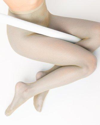 Light Tan Womens Fishnet Pantyhose We Love Colors
