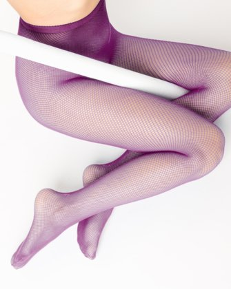 Rubine Womens Fishnet Pantyhose We Love Colors