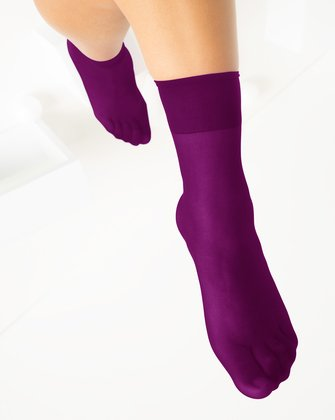 Rubine Womens Socks We Love Colors