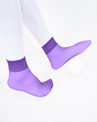 Lavender Womens Socks | We Love Colors