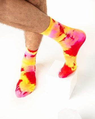 #7202 Womens Socks We Love Colors
