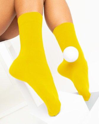 Yellow Socks | We Love Colors