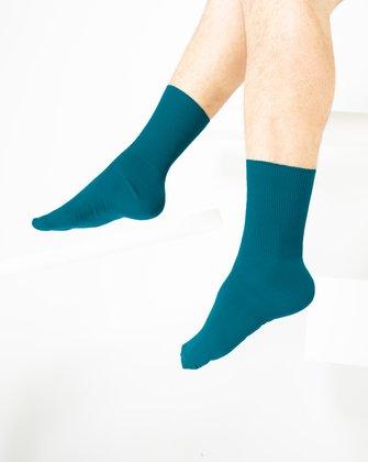 Teal Womens Socks | We Love Colors