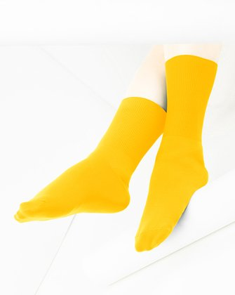Gold Womens Socks | We Love Colors