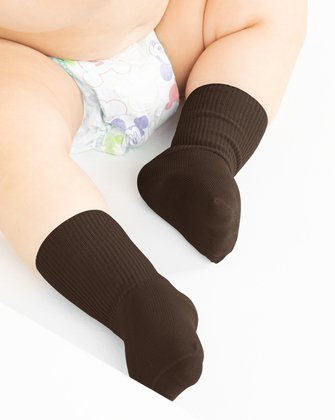 Brown Kids Socks We Love Colors