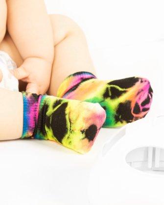 #7001 Kids Socks We Love Colors