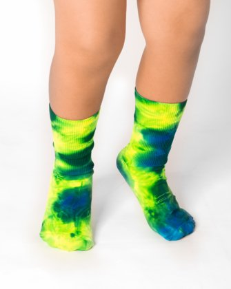 #7214 Kids Socks We Love Colors