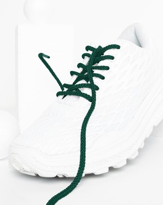 Hunter Green Kids Laces We Love Colors