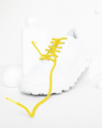 Yellow Womens Laces We Love Colors