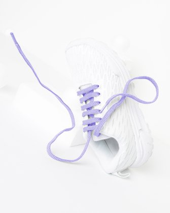 Lilac Womens Laces We Love Colors