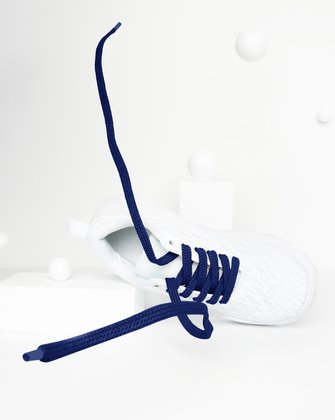 Navy Womens Laces We Love Colors