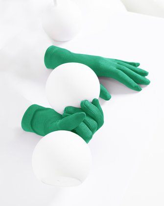 Emerald Kids Gloves | We Love Colors