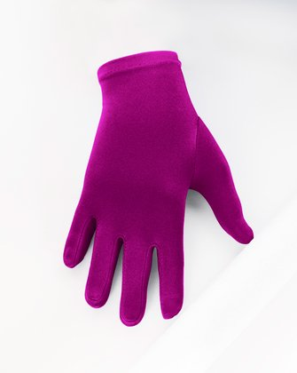 Magenta Kids Gloves We Love Colors