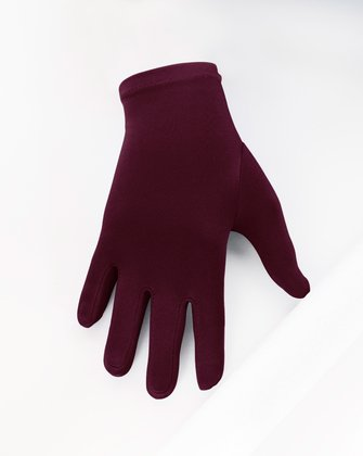 Maroon Kids Gloves We Love Colors