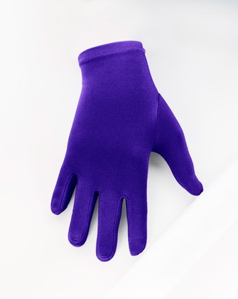 Violet Kids Gloves We Love Colors