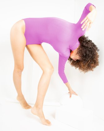 Orchid Pink Womens Dancewear We Love Colors
